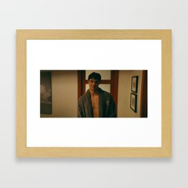 Peter Kavinsky Framed Art Print
