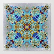 Mix&Match Byzantine Mosaic 03 Canvas Print