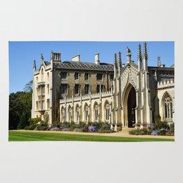 St. John's College, Cambridge Rug