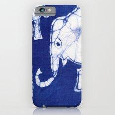 Batik Elephants iPhone 6s Slim Case
