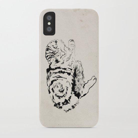 Harryhausen  iPhone Case