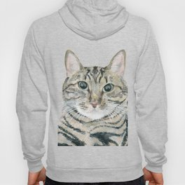 The portrait of the cat Hoody