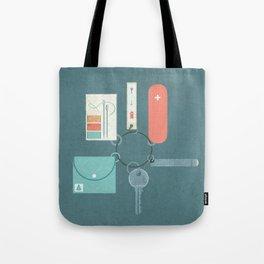Prepared Tote Bag