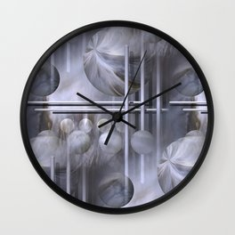 crazy patterns -3- Wall Clock