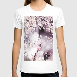 Memory of flowers T-shirt