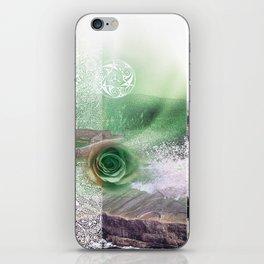 dun aengus - ireland... iPhone Skin