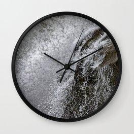 Nugget Falls Wall Clock
