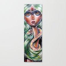 Echidna Canvas Print
