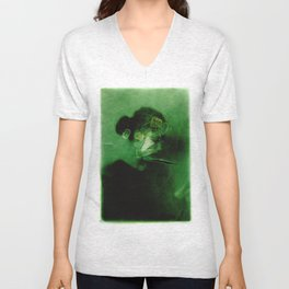 """The Mermaid' - Yonder Unisex V-Neck"