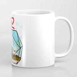 Cactus Terrarium Christmas Gift Coffee Mug