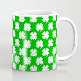Clover Tited Coffee Mug