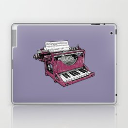 The Composition - P. Laptop & iPad Skin