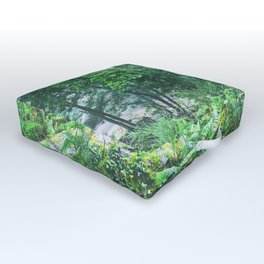 The Nature's green Outdoor Floor Cushion