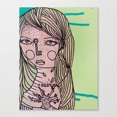 Alive Key Canvas Print