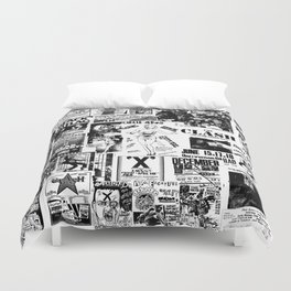PUNK Therese Duvet Cover