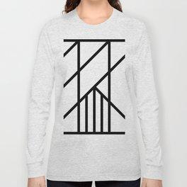 Bold Deco Long Sleeve T-shirt