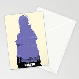 NARUTO SHIPPUDEN - Sasuke Stationery Cards