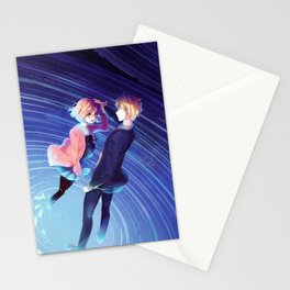 Ripple and Trails Stationery Cards