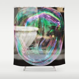 seifenblase Shower Curtain
