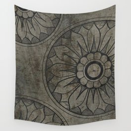 Architectural Motif 1 Wall Tapestry