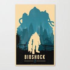Bioshock 2 Canvas Print