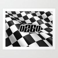 0260  Art Print