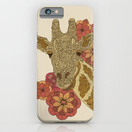 Girafe iPhone Case