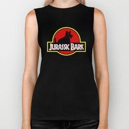 Jurassic Bark Biker Tank