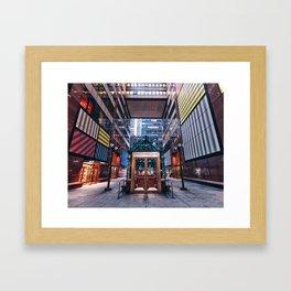 6½ Avenue Framed Art Print