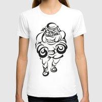 british T-shirts featuring British Bulldog by JonathanStephenHarris