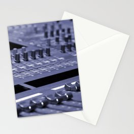 Mixing Console Stationery Cards