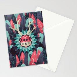 Hidden shaman Stationery Cards