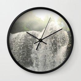 Waterfall Magic Wall Clock