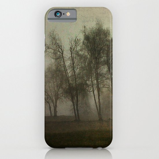 The Fog iPhone & iPod Case