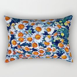 chrydsanthemum Rectangular Pillow