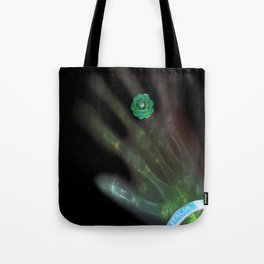 Deathly Style Tote Bag