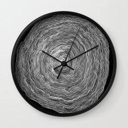 Linea 3 Wall Clock