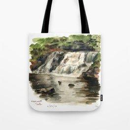 Wadsworth Falls Tote Bag