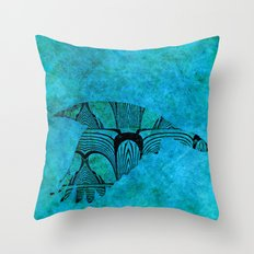 The return of the rook Throw Pillow
