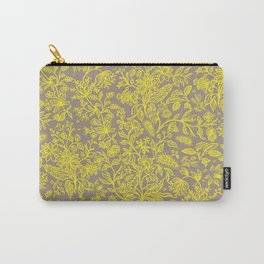 Flower Style Pattern XX Carry-All Pouch