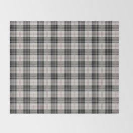 MacPherson Ancient Dress Tartan Throw Blanket
