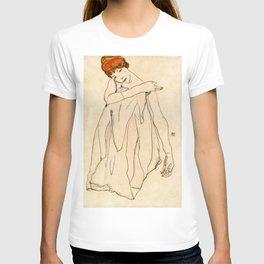 Egon Schiele - Dancer T-shirt