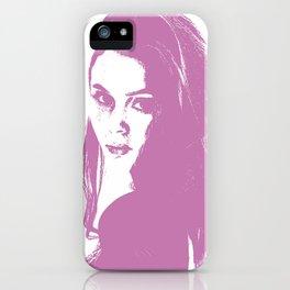 Zara Larsson iPhone Case