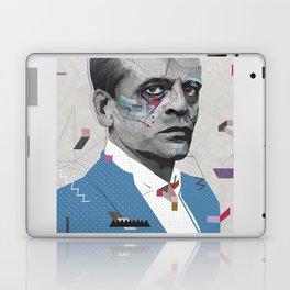 Klaus Kinsky Laptop & iPad Skin
