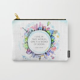 Rory Gilmore Bookish World Carry-All Pouch