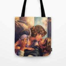 A Kiss for Corona Tote Bag