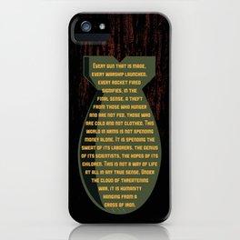 I Like Ike iPhone Case