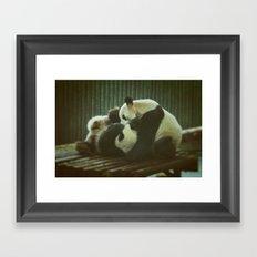 Nyatiti Framed Art Print