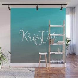 Kristen Wall Mural