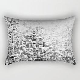 Patrón (pared) Rectangular Pillow
